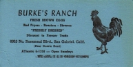 burke's ranch